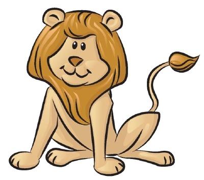 Как нарисовать Льва в 5шагов