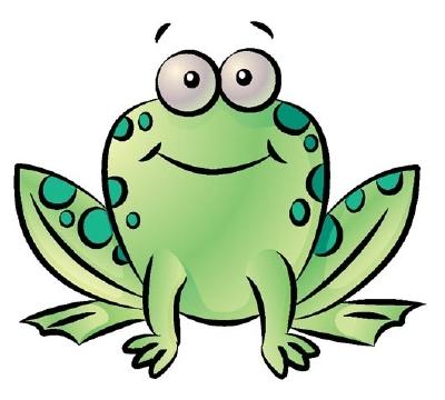 Как нарисовать Лягушку в 4 шага