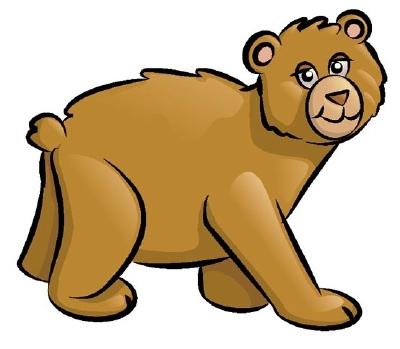 Как нарисовать Медведя в 4 шага