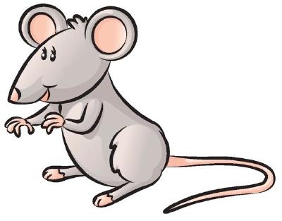 Как нарисовать Мышку в 4 шага