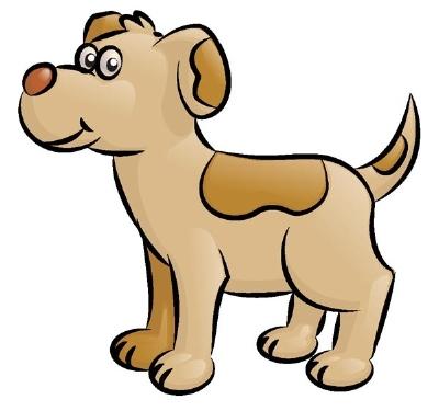Как нарисовать Собаку в 5 шагов
