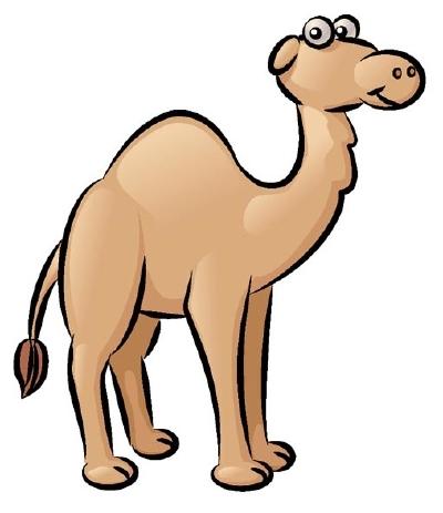 Как нарисовать Верблюда в 5 шагов