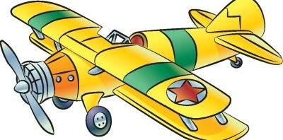 Как нарисовать Самолет в 7 шагов