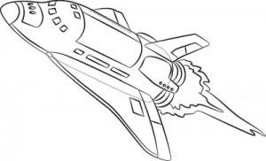 Как нарисовать Ракету поэтапно в 7 шагов 8