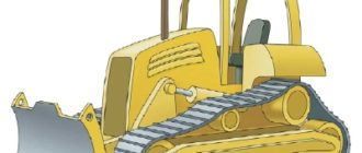 Как рисовать строительные машины