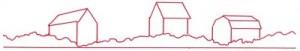 Как нарисовать деревню поэтапно в 5 шагов 1