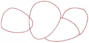 Как нарисовать Льва поэтапно в 5 шагов 2
