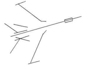 Как нарисовать самолет поэтапно в 6 шагов 2