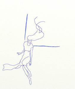 Как нарисовать Ангела поэтапно в 6 шагов 4