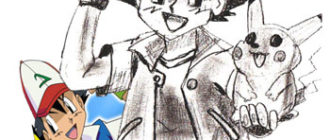 Как нарисовать аниме