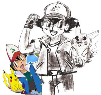Как нарисовать аниме поэтапно в 5 шагов