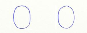 Как нарисовать глаза поэтапно в 5 шагов 3