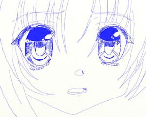 Как нарисовать глаза поэтапно в 5 шагов 6