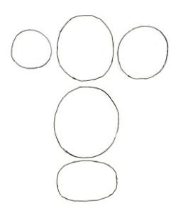 Как нарисовать грибы поэтапно в 6 шагов 3