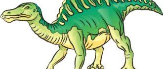 Как нарисовать динозавра Уранозавр