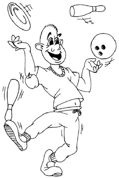 Как нарисовать Жонглера поэтапно в 5 шагов