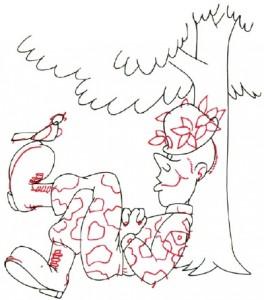 Как нарисовать Солдата поэтапно в 5 шагов 5