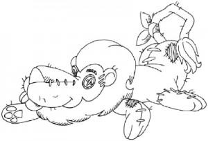Как нарисовать Льва поэтапно в 5 шагов 6
