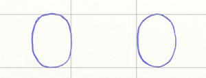 Как нарисовать глаза поэтапно в 5 шагов 2