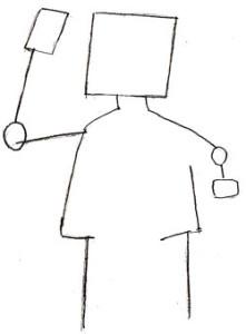 Как нарисовать аниме поэтапно в 5 шагов 2